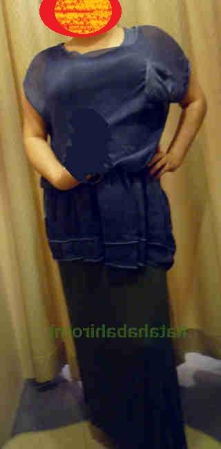肩幅広い女性が体形をごまかすのにおすすめな服